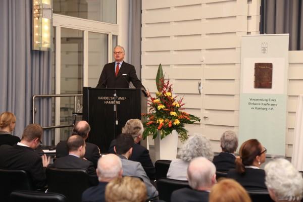 Christian Dyckerhoff, Vorsitzender des VEEK