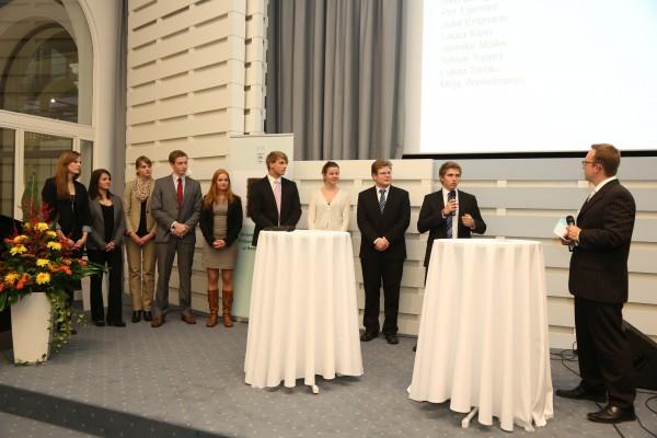 Projektgruppe von Nordmann, Rassmann GmbH