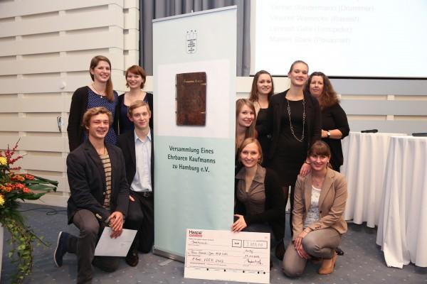 Pojektgruppe von Gruner + Jahr AG