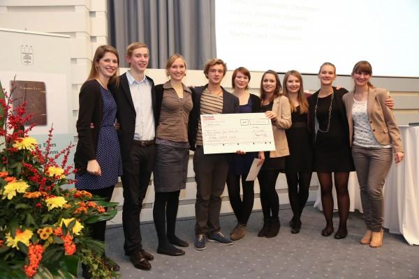 Projektgruppe von Gruner + Jahr AG & Co KG
