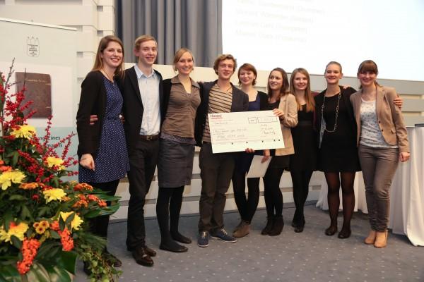 Projektgruppe von Gruner + Jahr AG