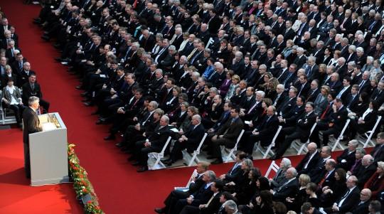 Jahresschlussveranstaltung 2011